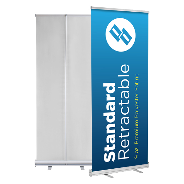 Peraza Design - Standard Retractable Banner Stand
